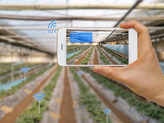 智能农业灌溉手机控制系统