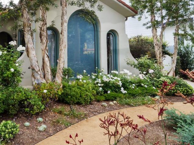 花园自动灌溉
